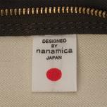 Рюкзак Nanamica Cordura Day Pack Khaki/Navy Twill фото- 7