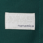 Рюкзак Nanamica Cycling Navy/Green фото- 4
