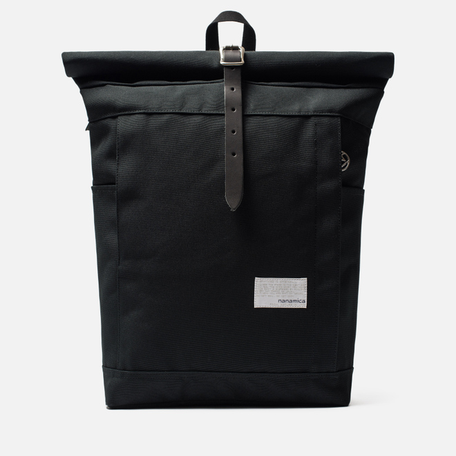 Рюкзак Nanamica Cycling Pack Polyester Canvas Black
