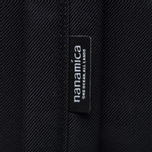 Рюкзак Nanamica Day Pack Cordura Twill Black фото- 4