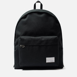 Рюкзак Nanamica Day Pack Polyester Canvas Black фото- 0