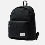 Рюкзак Nanamica Day Pack Polyester Canvas Black фото- 1