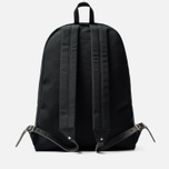 Рюкзак Nanamica Day Pack Polyester Canvas Black фото- 3