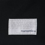 Рюкзак Nanamica Day Pack Polyester Canvas Black фото- 4