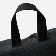 Рюкзак Nanamica Day Pack Polyester Canvas Black фото- 6