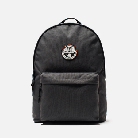 Рюкзак Napapijri Happy Day Pack 1 Dark Grey Solid