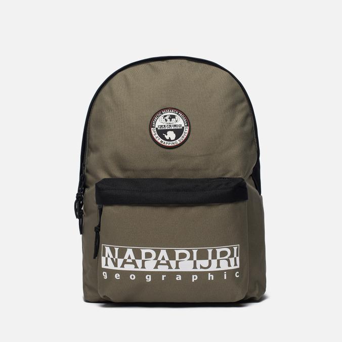 Рюкзак Napapijri Happy Day Pack 22L T1 Multicolor Green/Black