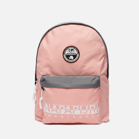 Рюкзак Napapijri Happy Day Pack 22L T1 Multicolor Rose/Grey