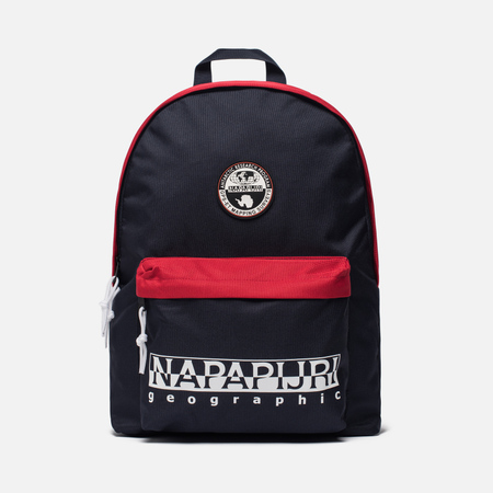 Рюкзак Napapijri Happy Day Pack 22L T1 Multicolor Blue Marine/Red