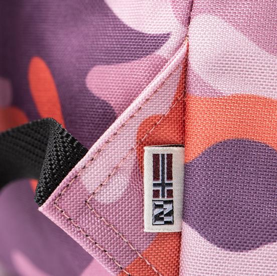 Рюкзак Napapijri Voyage 18L Pink Camouflage