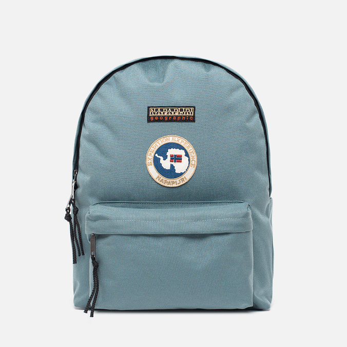 Napapijri Voyage Apparel Backpack Blue Iron