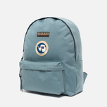 Napapijri Voyage Apparel Backpack Blue Iron photo- 1