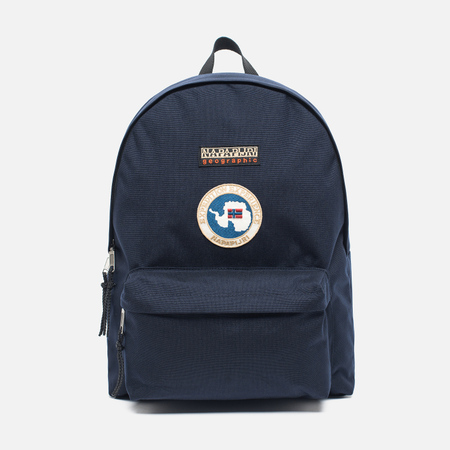 Napapijri Voyage Apparel Backpack Blue Marine