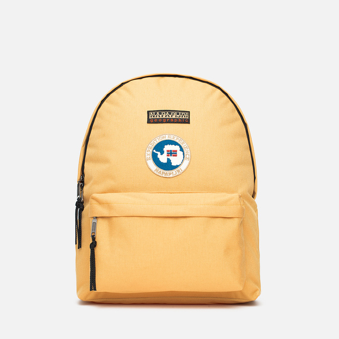 Napapijri Voyage Apparel Backpack Cornmeal