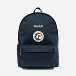Napapijri Voyage Apparel Backpack Dull Blue photo- 0