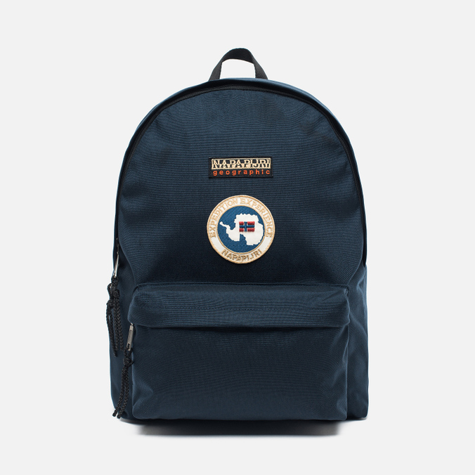 Napapijri Voyage Apparel Backpack Dull Blue
