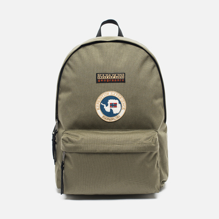 Napapijri Voyage Apparel Backpack Lizard