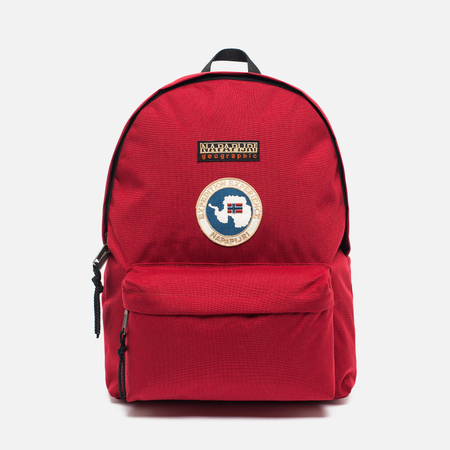 Napapijri Voyage Apparel Backpack Old Red