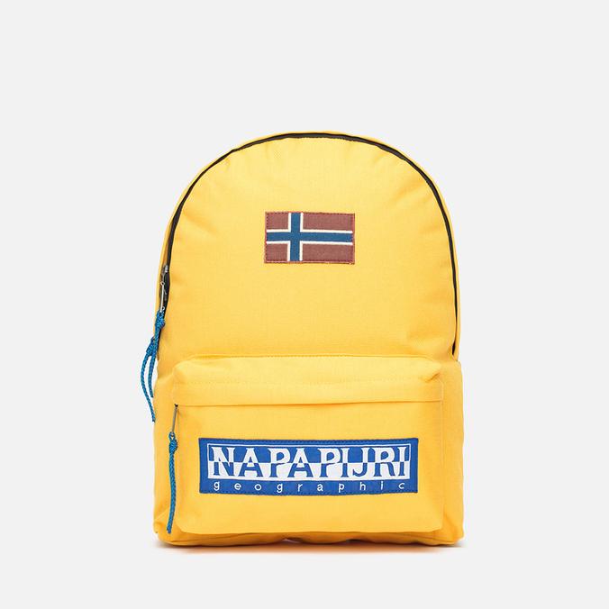 Рюкзак Napapijri Voyage Neogeo Yellow