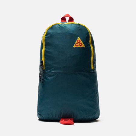 Рюкзак Nike ACG Packable Geode Teal/Geode Teal/Habanero Red