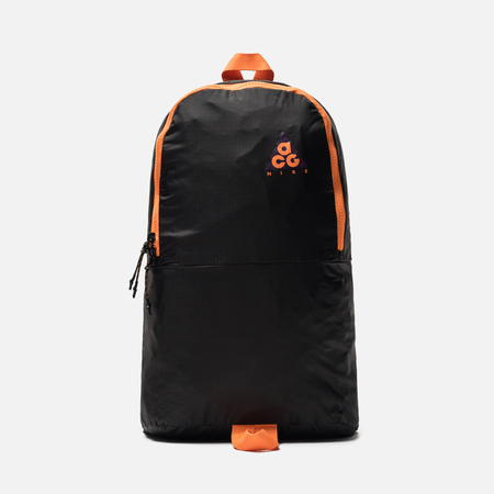 Рюкзак Nike ACG Packable Night Purple/Black/Bright Mandarin