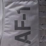 Рюкзак Nike AF-1 Gunsmoke/Gunsmoke/Thunder Grey фото- 11
