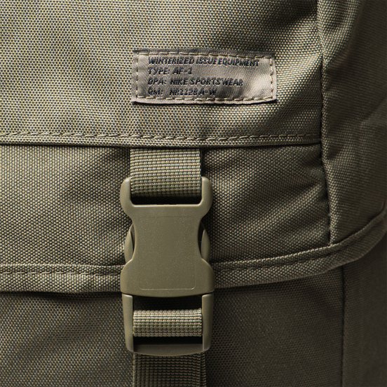 Рюкзак Nike AF-1 Gunsmoke/Gunsmoke/Thunder Grey