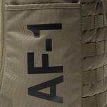 Рюкзак Nike AF-1 Gunsmoke/Gunsmoke/Thunder Grey фото- 17