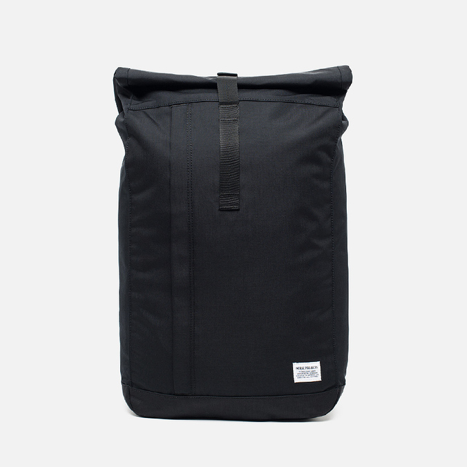 Рюкзак Norse Projects Isak Rucksack Black