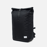 Рюкзак Norse Projects Isak Rucksack Black фото- 1