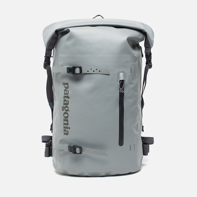 Patagonia Stormfront Roll Top 30L Backpack Feather Grey