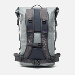 Patagonia Stormfront Roll Top 30L Backpack Feather Grey photo- 3