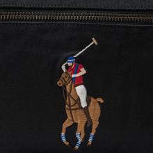 Рюкзак Polo Ralph Lauren Canvas Big Pony Navy/Black фото- 5