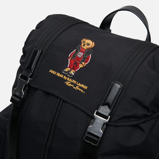 Рюкзак Polo Ralph Lauren Chinese New Year Bear Black