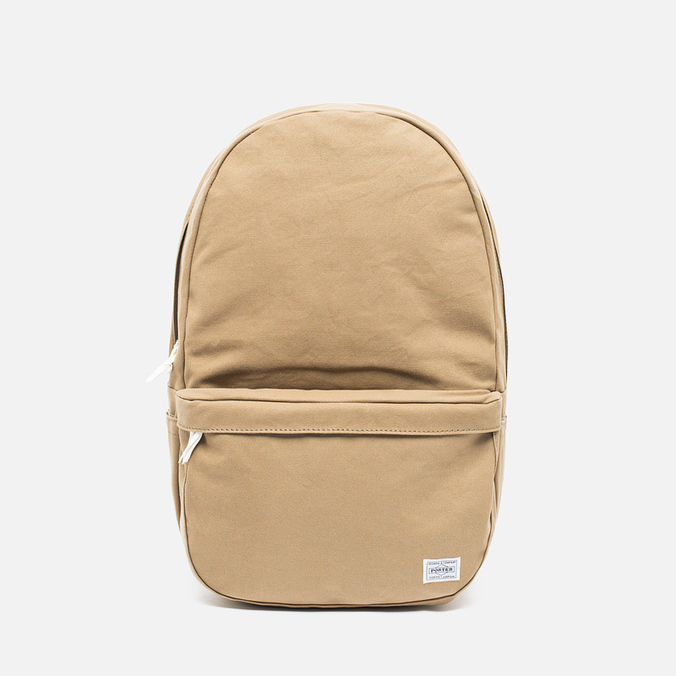 Porter-Yoshida & Co Beat Backpack Beige