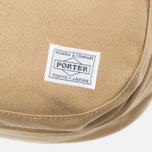 Porter-Yoshida & Co Beat Backpack Beige photo- 5