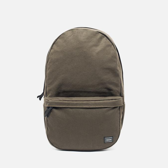 Porter-Yoshida & Co Beat Backpack Khaki