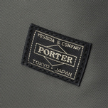 Porter-Yoshida & Co Drive Backpack Silver Grey photo- 5
