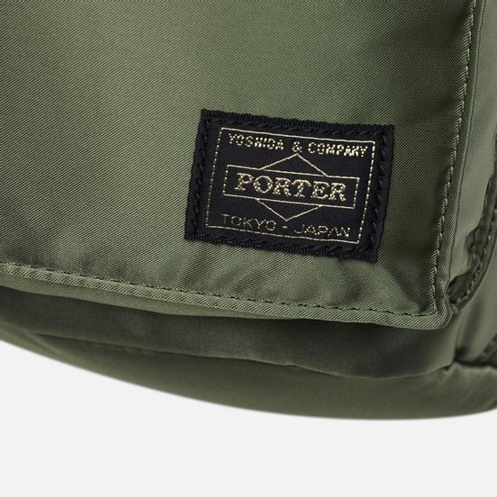 Рюкзак Porter-Yoshida & Co Tanker Rucksack M The 35th Anniversary Sage Green