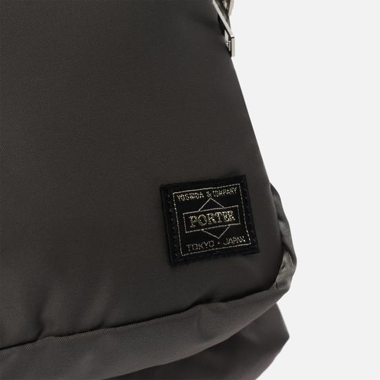 Рюкзак Porter-Yoshida & Co Tanker Daypack 10L The 35th Anniversary Silver Grey