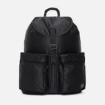 Porter-Yoshida & Co Tanker Backpack Black photo- 0
