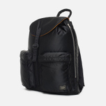 Porter-Yoshida & Co Tanker Backpack Black photo- 1