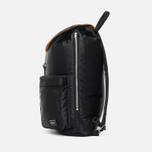 Porter-Yoshida & Co Tanker Backpack Black photo- 2