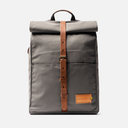 Рюкзак Property Of... Alex 24h Moss Grey/Brown