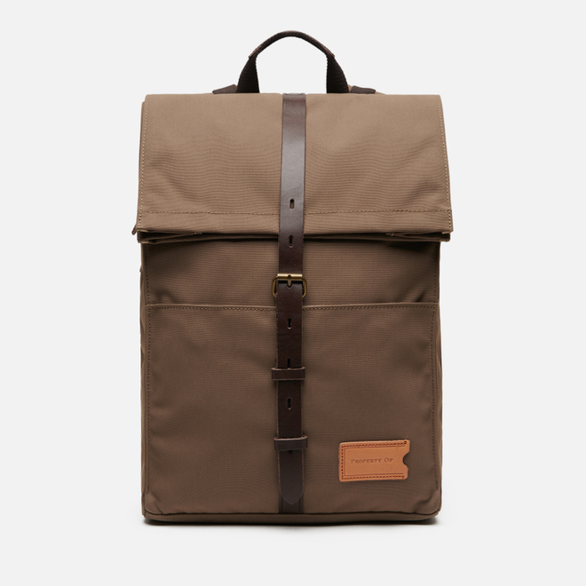 Рюкзак Property Of... Alex 24h Olive Brown/Dark Brown