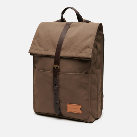 Рюкзак Property Of... Alex 24h Olive Brown/Dark Brown