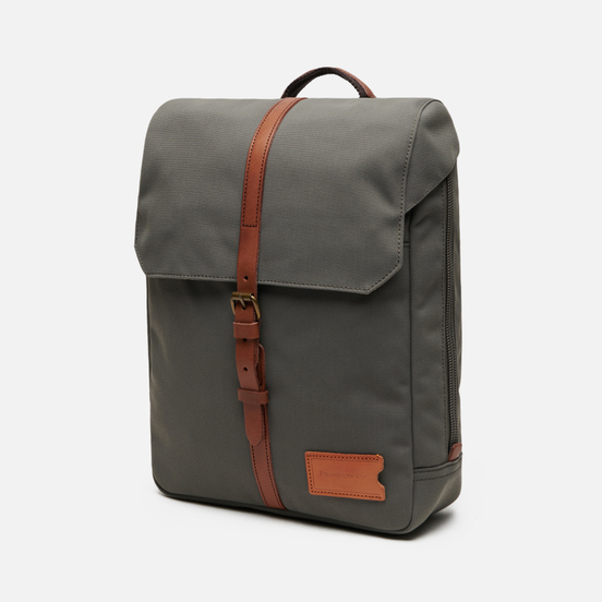 Рюкзак Property Of... Charlie 12h Moss Grey/Brown