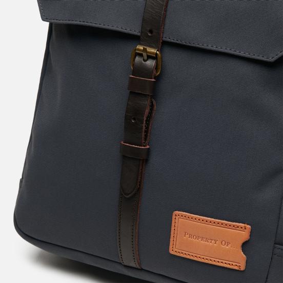 Рюкзак Property Of... Charlie 12h Stone Blue/Dark Brown
