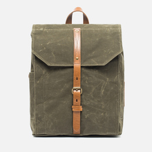 Рюкзак Property Of... Hector Dark Tan/Brown фото- 0