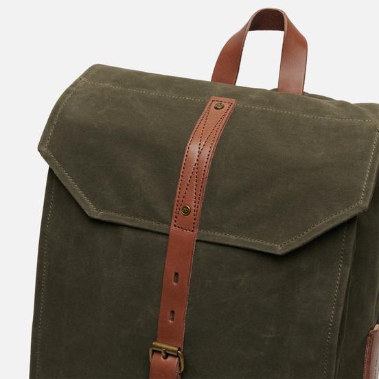Рюкзак Property Of... Hector Dark Tan/Brown